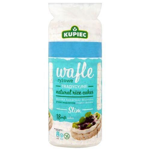 Kupiec Wafle ryżowe naturalne slim a'18 90 g (5906747170479)
