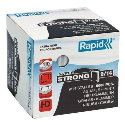 Zszywki Rapid Super Strong 9/14 5M - 24871500