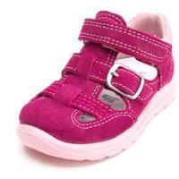 girls buty do nauki chodzenia mel masala kombi (szerokie) marki Superfit
