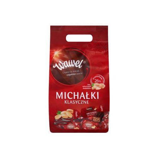 Wawel Cukierki w czekoladzie michałki zamkowe