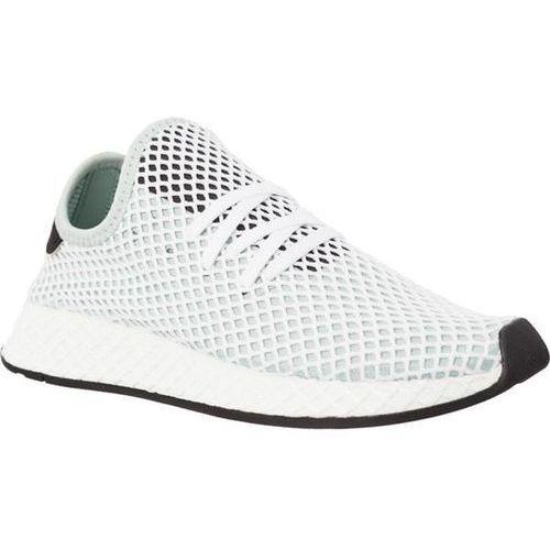deerupt runner w ash green ash green core black - buty damskie sneakersy, Adidas