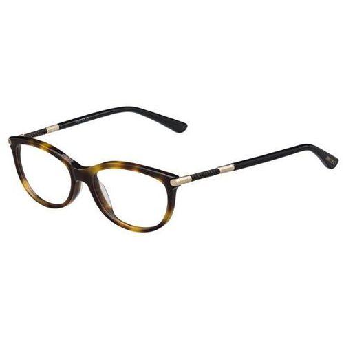 Okulary korekcyjne 154 6vl marki Jimmy choo