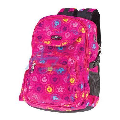 Plecak szkolno-sportowy SPOKEY 837981 Różowy (5901180379816)