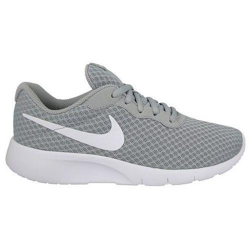 Nike Buty  tanjun (gs) 818381 012 - szary