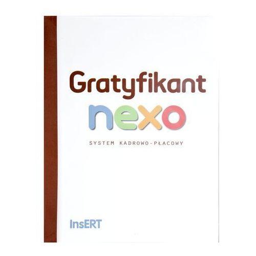 Insert Oprogramowanie - gratyfikant nexo do 30 pracowników i dowolną liczbą stanowisk (5907616102928)