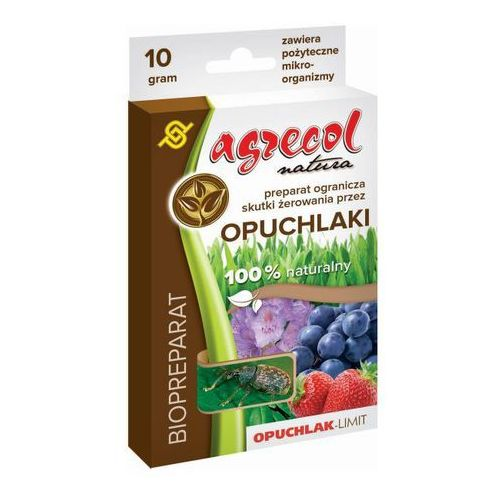 Preparat Agrecol Opuchlak Limit 10g (5902341003953)