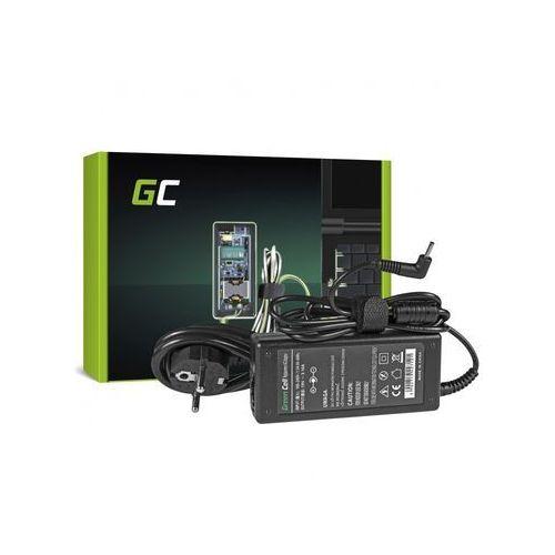 Green cell Zasilacz sieciowy do notebooka samsung np530u4e np730u3e np740u3e 19v 3.16a (5902719427121)
