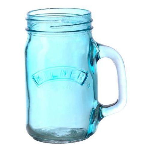 Słoik z uchem (szklanka) 400 ml niebieski odbierz rabat 5% na pierwsze zakupy marki Kilner
