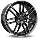Racer Felga  edition satin black machined face 7.5x17 5x112 et35