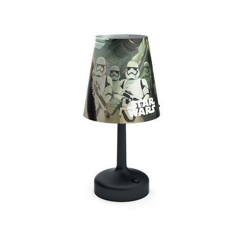 LAMPA BIURKOWA STAR WARS VIII KYLO REN 71796/30/P0 PHILIPS, 71796/30/P0