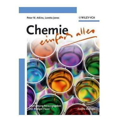 Chemie, einfach alles (9783527315796)