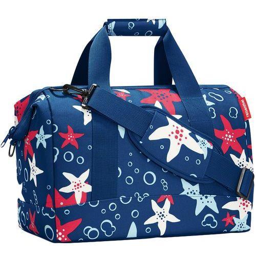 allrounder m torba podróżna weekendowa / rms4050 - aquarius marki Reisenthel