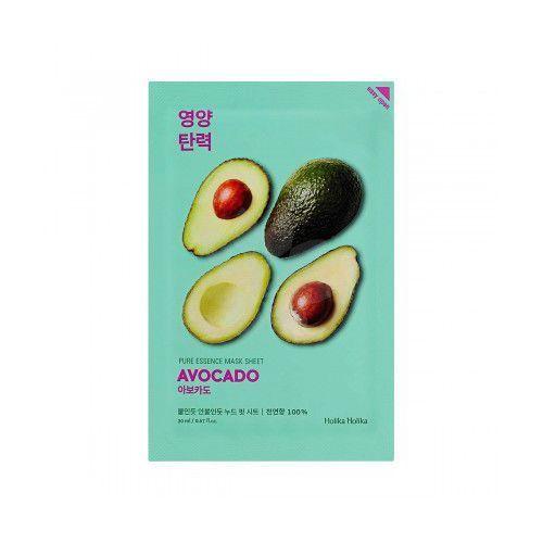 Holika Holika Pure Essence Mask Sheet - Maseczka do twarzy Avocado, kup u jednego z partnerów