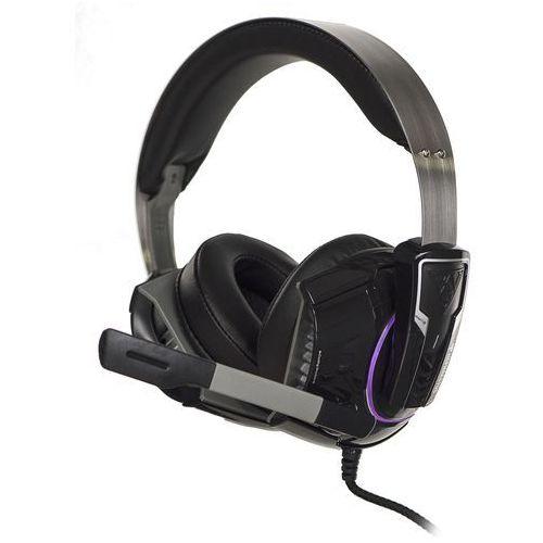 Słuchawki nauszne GAMDIAS 16812-33000-00600-G kolor czarny- natychmiastowa wysyłka, ponad 4000 punktów odbioru!