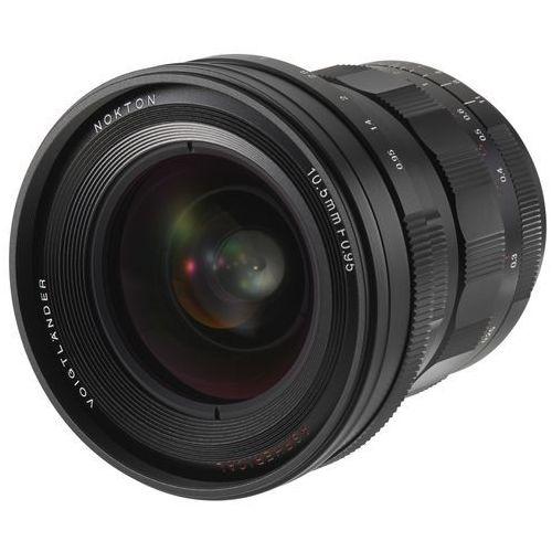 Voigtlander 10.5mm f/0.95 nokton (micro 4/3)