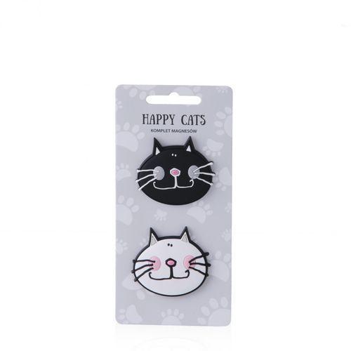 Home&you Komplet magnesów happy cats, kategoria: gadżety
