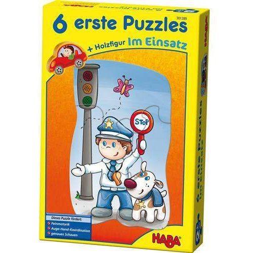 Haba Pierwsze puzzle – na służbie (4010168206158)