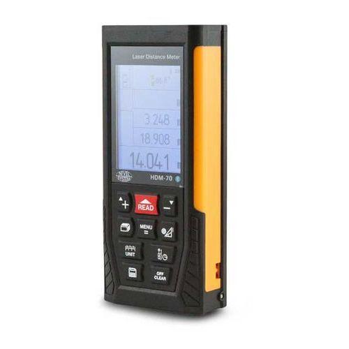 Dalmierz laserowy hdm-70 marki Nivel system