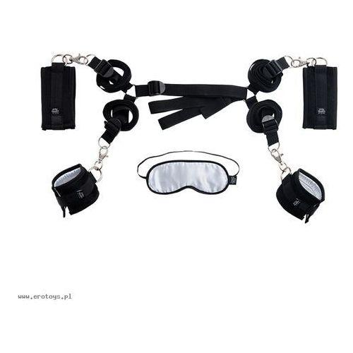 50 Shades of Grey - Pasy pod łóżko do krępowania - Under The Bed Restraints Kit z kategorii Pozostałe BDSM