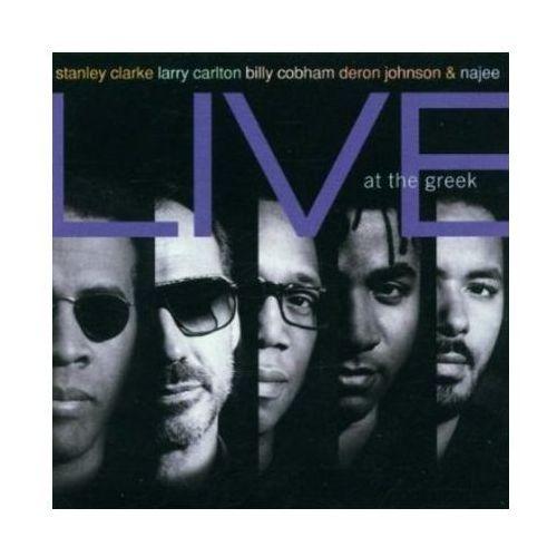 STANLEY CLARKE - STANLEY CLARKE & FRIENDS LIVE AT THE GREEK (CD)