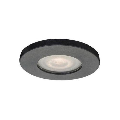 Oprawa stropowa oczko LAGOS IP65 czarna GU10 LIGHT PRESTIGE (5907796369081)