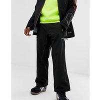 ski trousers in black - black marki Asos 4505