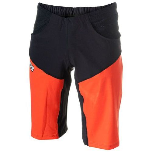 Bioracer enduro spodnie rowerowe mężczyźni pomarańczowy/czarny s 2018 spodenki rowerowe (5414980338988)