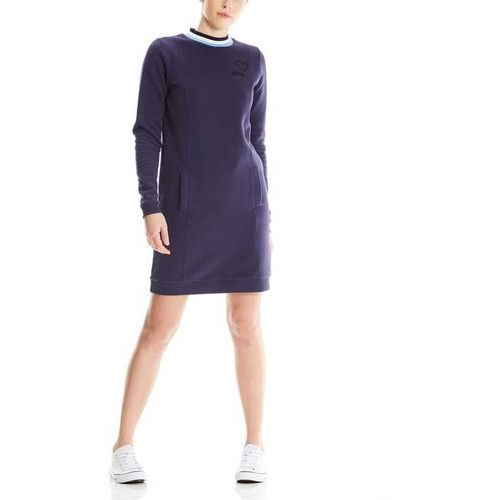 Sukienka - sportive sweatdress dark navy blue (ny009) marki Bench