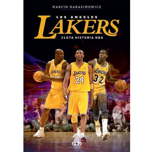 Los Angeles Lakers. Złota historia NBA (9788379243655)