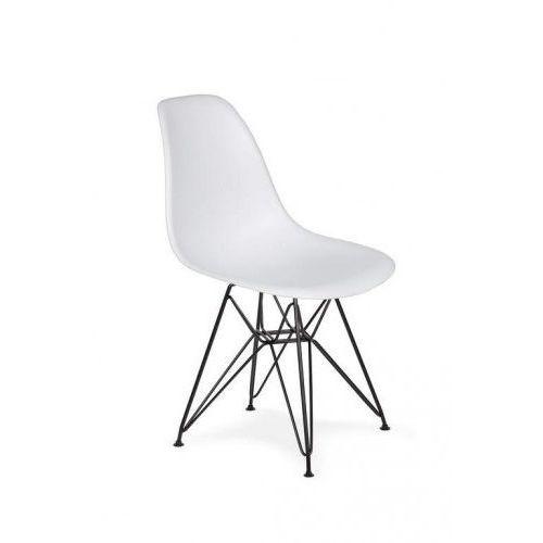 Krzesło P016 - inspiracja DSR black, kolor czarny
