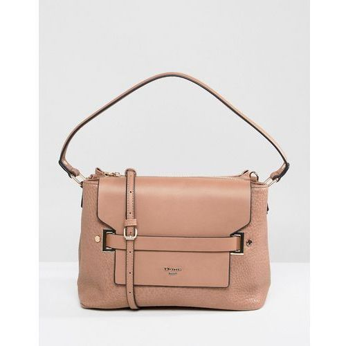 Dune derrani shoulder tote bag - tan
