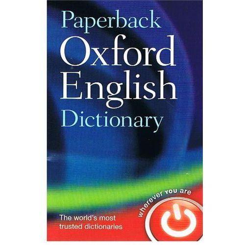 Oxford English Dictionary. 120 000 słów, fraz i definicji (9780199640942). Najniższe ceny, najlepsze promocje w sklepach, opinie.