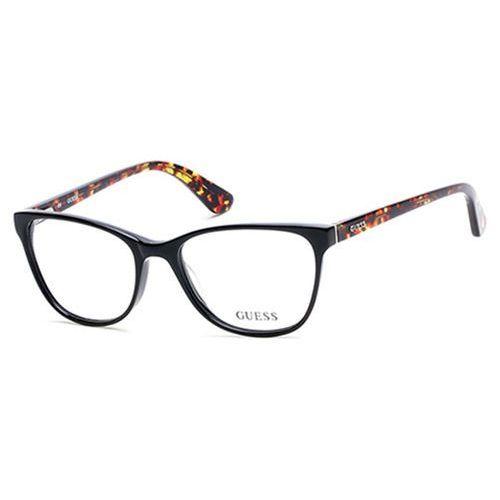 Okulary Korekcyjne Guess GU 2547 001, towar z kategorii: Okulary korekcyjne