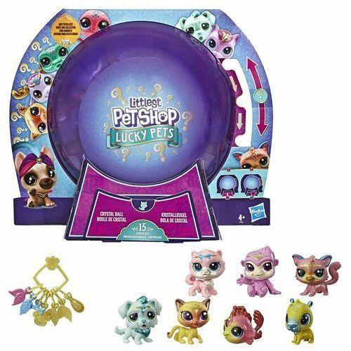 Littlest Pet Shop zestaw magiczne zwierzątka (5010993618989)