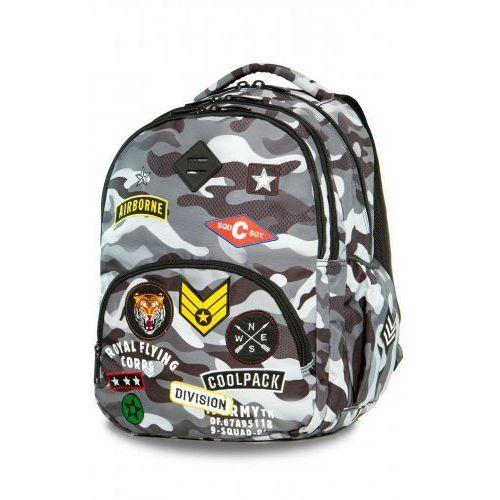 Coolpack Plecak bentley moro szary (5907620123858)