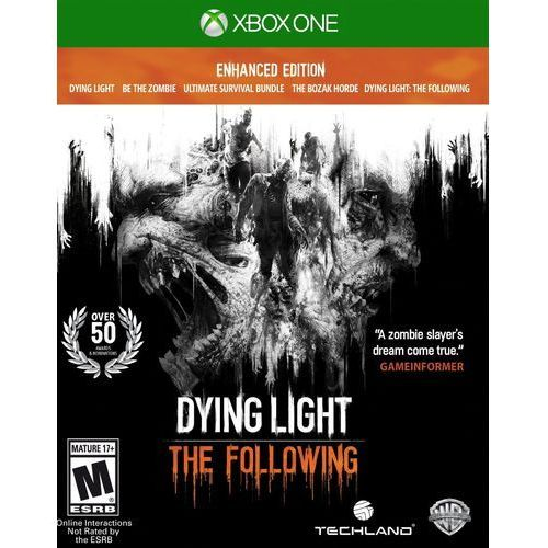 Dying Light The Following (Xbox One)