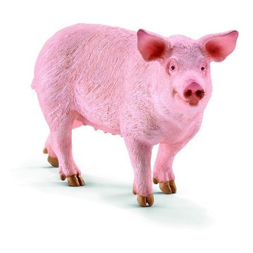 Schleich figurka świnia - schleich
