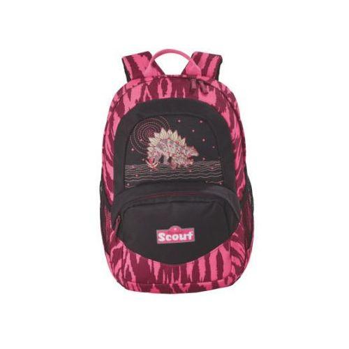 SCOUT Plecak X - Pink Dino, kolor różowy