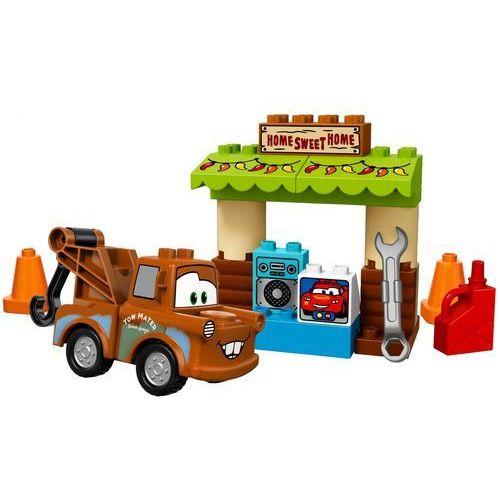 Lego DUPLO Szopa złomka mater's shed 10856