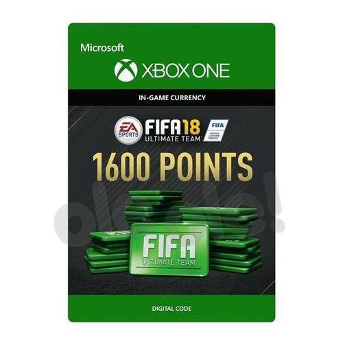 OKAZJA - FIFA 18 1600 Punktów [kod aktywacyjny]