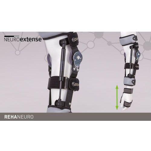 Erhem Aparat na ramię i przedramię redresujacy staw łokciowy rehaneuro aparat, ramię i przedramię, rehaneuro, erh 56/1, neuroextense, pneumatyczny mechanizm