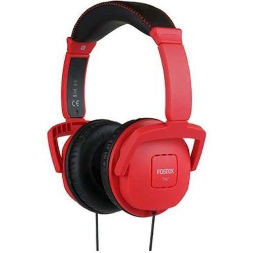 Słuchawki Fostex TH7RD czerwone Darmowy odbiór w 21 miastach! Raty od 11,64 zł