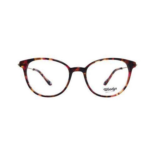 Woodys barcelona Okulary korekcyjne butterfly 02