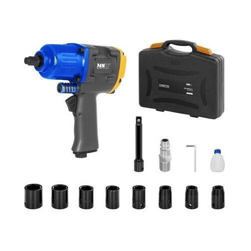 Klucz pneumatyczny - 8000 obr./min - 1000 Nm MSW 10060746 MSW-ACW1000 (4250928685391)