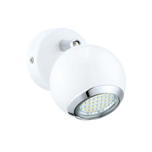 Kinkiet LED (Ciepła barwa światła) BIMEDA 1X3W GU10 31001 EGLO, 31001