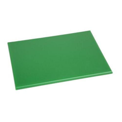 Outlet - deska do krojenia | mała | wysoka gęstość | zielona marki Hygiplas