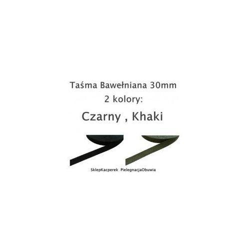 Taśma Parciana 30mm Bawełniana 2 Kolory
