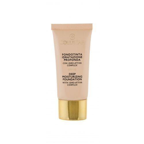 deep moisturizing foundation spf15 podkład 30 ml dla kobiet 0 cameo marki Collistar