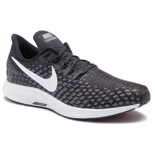 Buty - air zoom pegasus 35 (n) 942852 001 black/white/gunsmoke/oil grey marki Nike