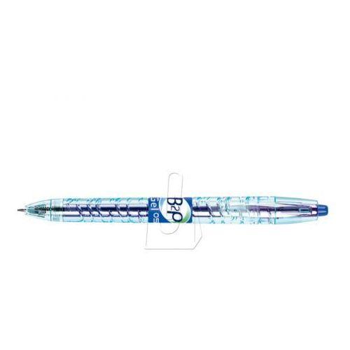 Pilot B2p gel - długopis żelowy - niebieski - begreen - fine (4902505377389)